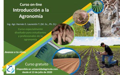 Introducción a la Agronomía