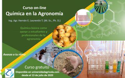 Química en la Agronomía