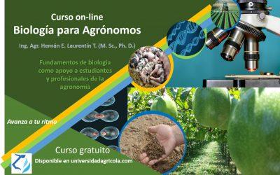 Biología para Agrónomos