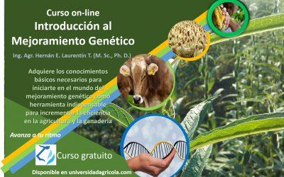 Introducción al Mejoramiento Genético